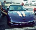 1998 Chevy Corvette Pace Car