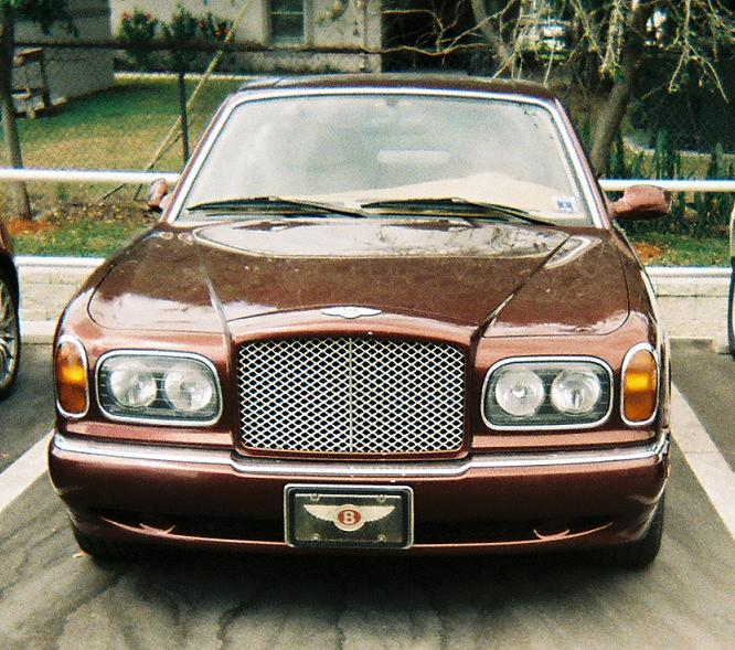 bentley arnage sold green for info label sale product